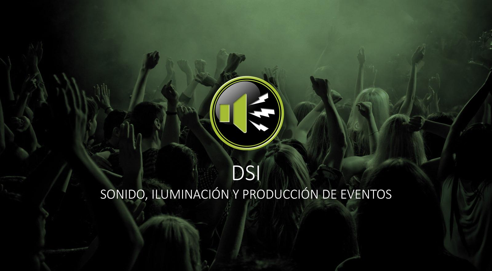 DSI - Sonido, Iluminación y Producción de Eventos